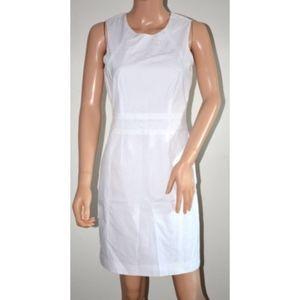 THEORY Tammar barbossa white dress sz 4